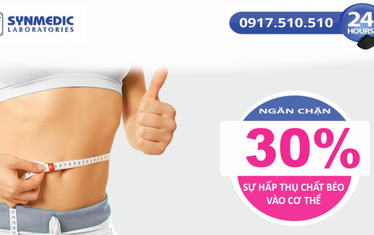 Synslim - thuoc giam can an toan