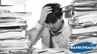 Tác hại của căng thẳng (stress) đối với sức khỏe